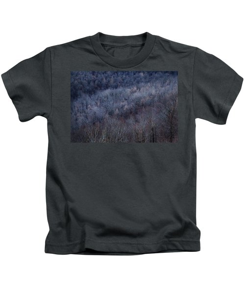 Ozark Trees #3 Kids T-Shirt