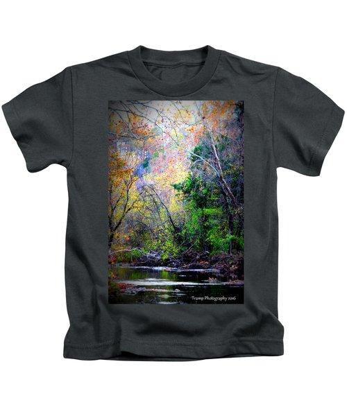 Ozarks Fall Kids T-Shirt