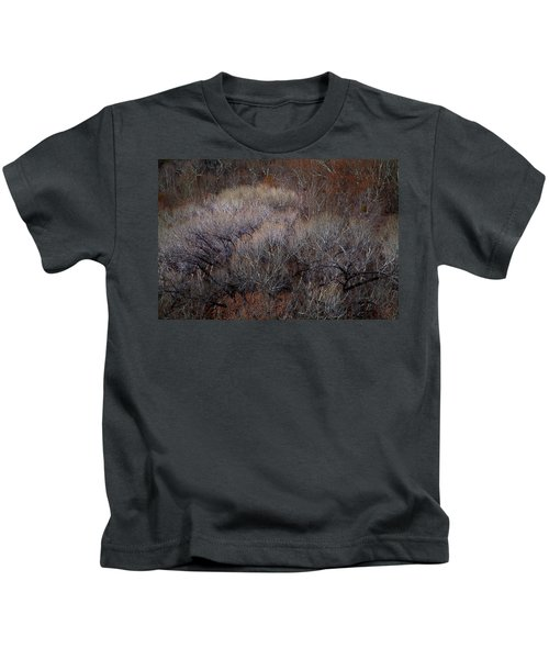 Ozarks Trees #5 Kids T-Shirt