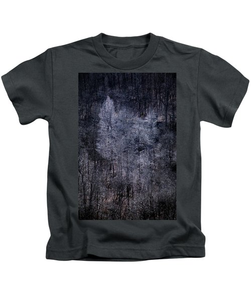 Ozarks Trees #6 Kids T-Shirt