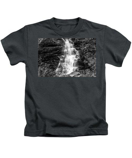 Ozone Falls - 8889 Kids T-Shirt
