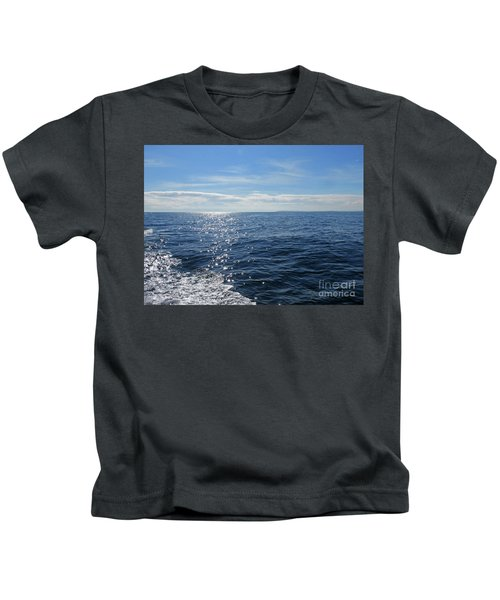 Pacific Ocean Kids T-Shirt