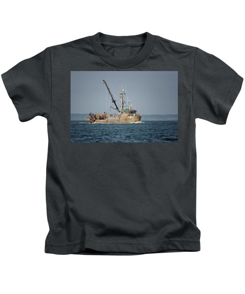 Pacific Viking Kids T-Shirt