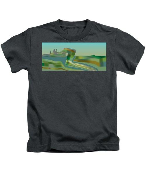 Painted Riverland Kids T-Shirt