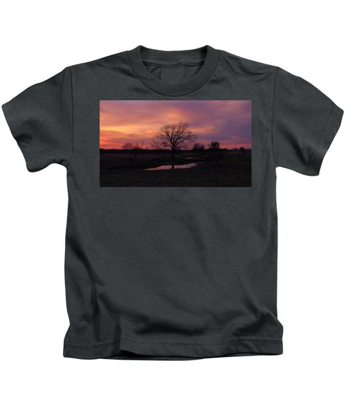 Painted Sky Kids T-Shirt