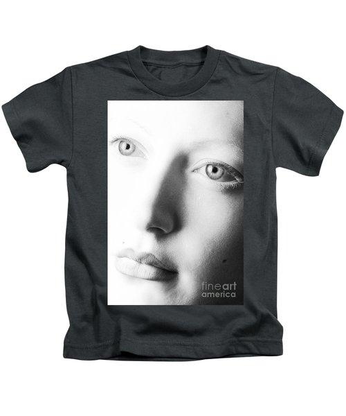 Pale Moonlight Kids T-Shirt