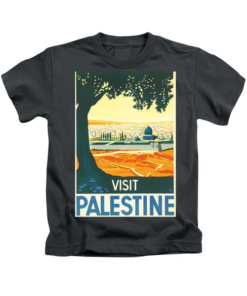 Palestine Kids T-Shirt