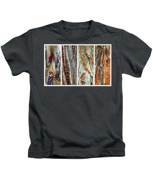 Palm Tree Abstract Kids T-Shirt