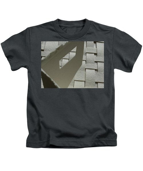 Paper Structure-2 Kids T-Shirt