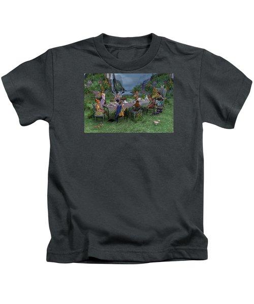 Particularities  Kids T-Shirt