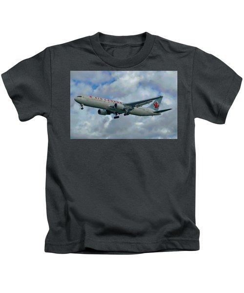 Passenger Jet Plane Kids T-Shirt