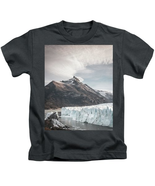 Pastel Sunset Kids T-Shirt