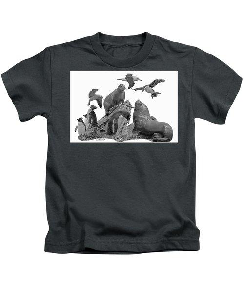 Patagonian Wildlife Kids T-Shirt