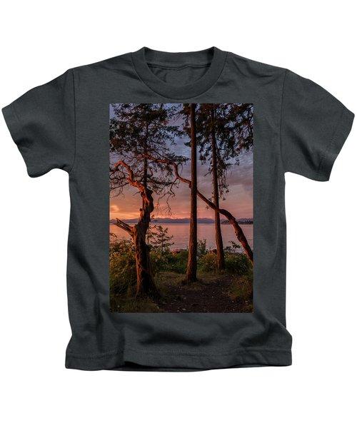 Path To Paradise Kids T-Shirt