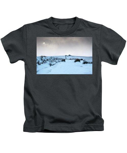 Path To South Hessary Tor II Kids T-Shirt