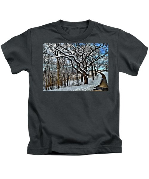 Path To The Lookout Kids T-Shirt