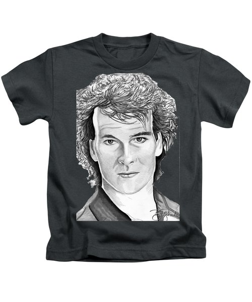 Patrick Swayze Kids T-Shirt