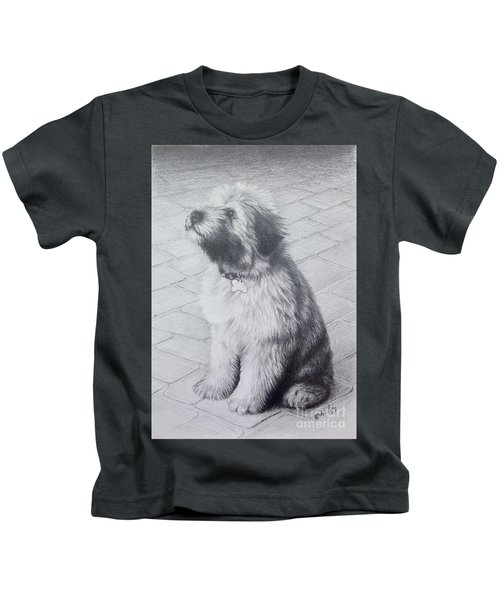 Patsy's Puppy Kids T-Shirt