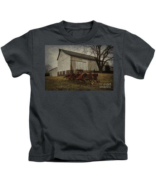 Patterson Farm  Kids T-Shirt
