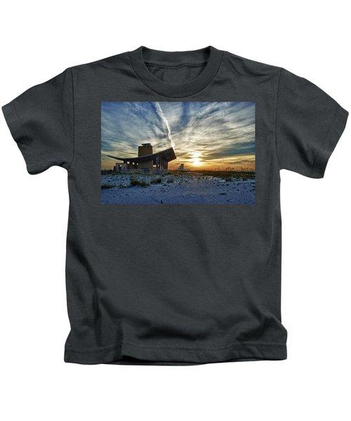 Pavillion And The Beach Kids T-Shirt