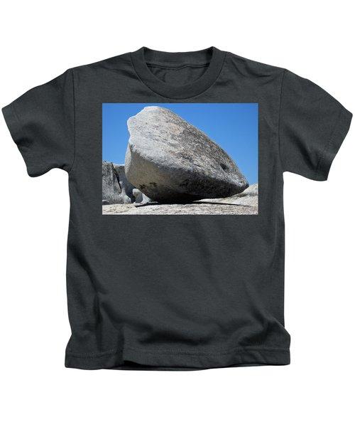 Pay The Stone - Bald Rock 2016 Kids T-Shirt