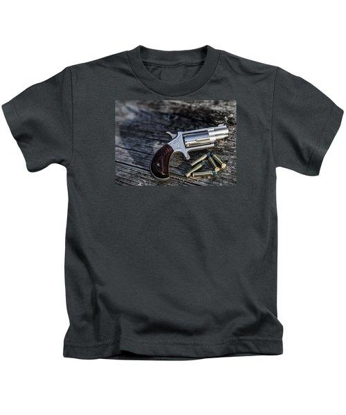 Pea Shooter Kids T-Shirt