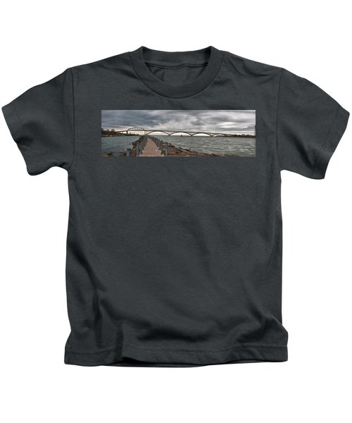 Peace Bridge Kids T-Shirt