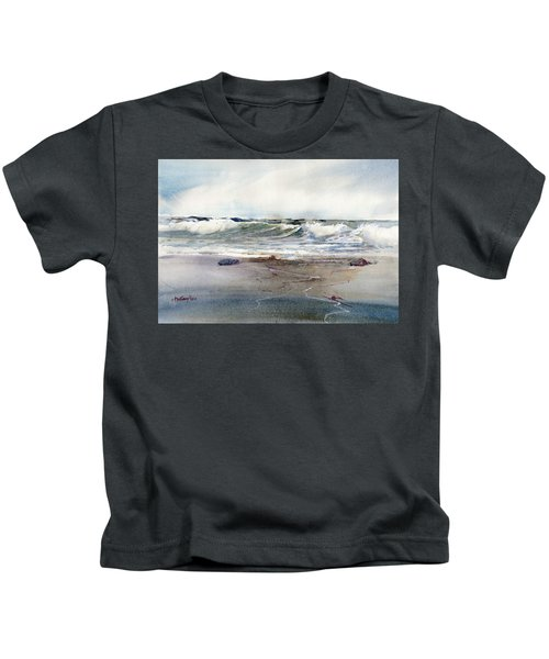 Peaceful Surf Kids T-Shirt