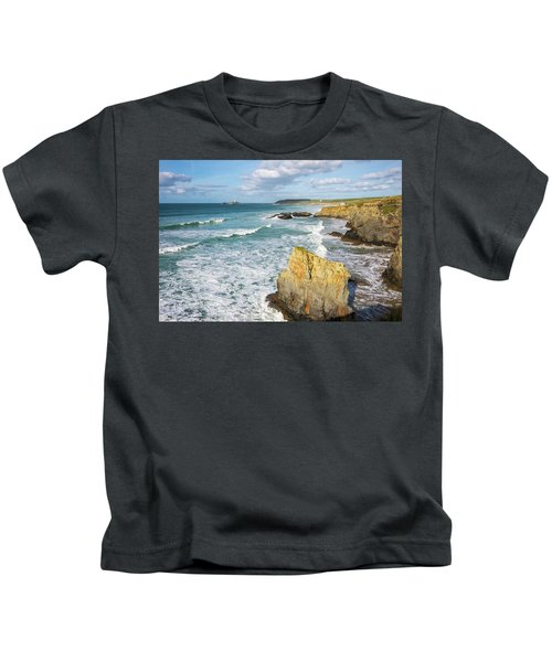 Peaceful Waves Kids T-Shirt