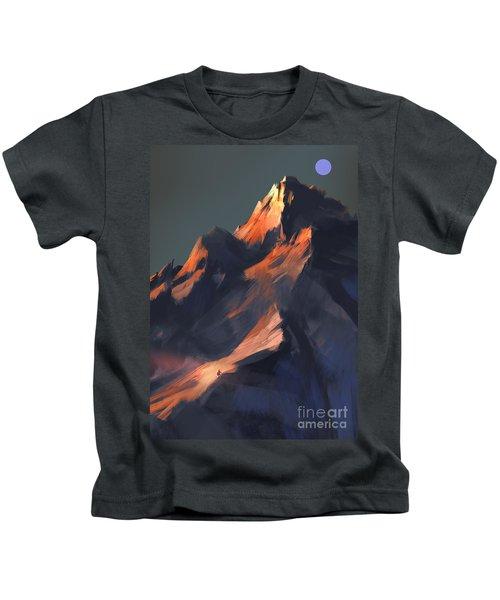 Peak Kids T-Shirt