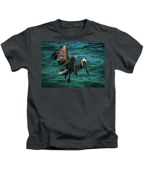 Pelican Glide Kids T-Shirt