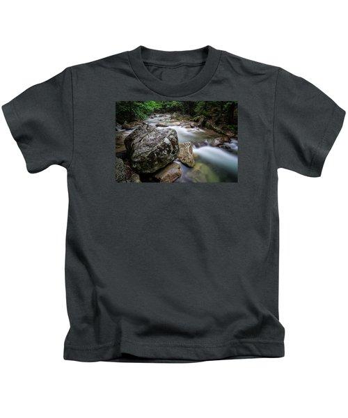 Pemi-basin Trail Kids T-Shirt