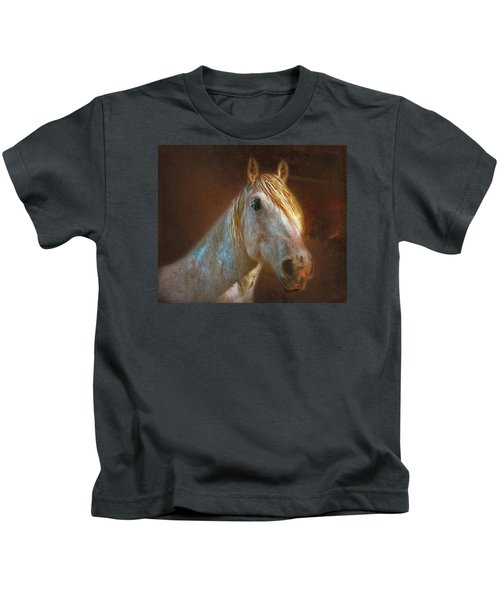 Percheron  Kids T-Shirt
