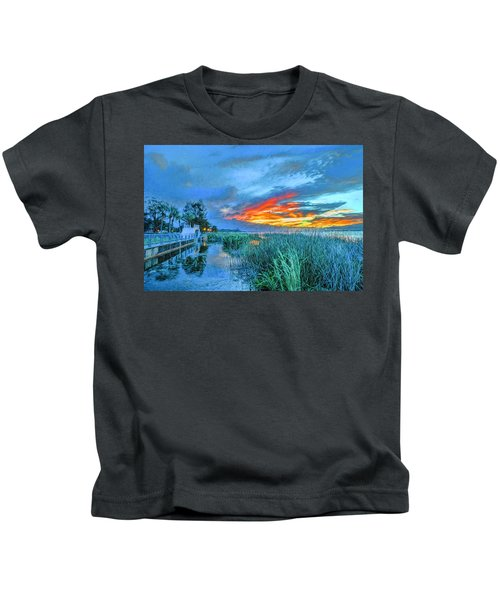 Perfect End Of Day. Kids T-Shirt