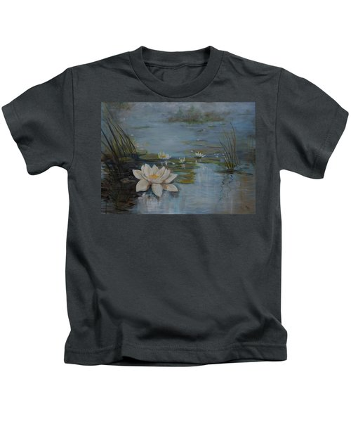 Perfect Lotus - Lmj Kids T-Shirt