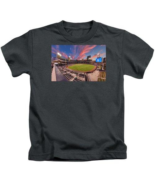 Petco Park - Farewell To 2015 Season Kids T-Shirt