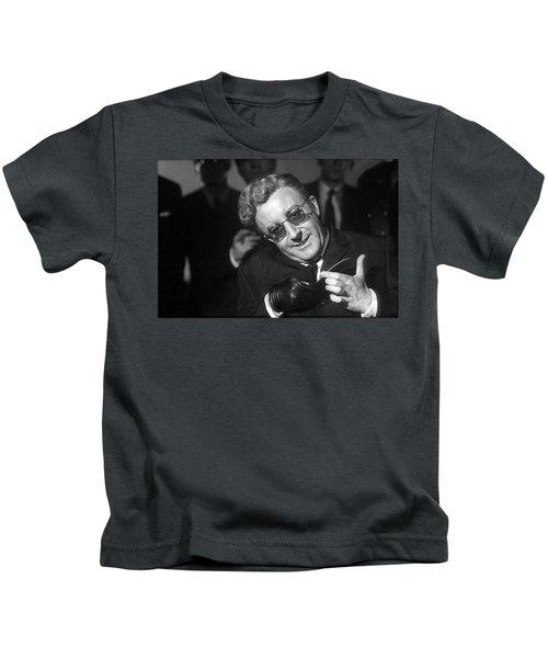 Peter Sellers As Dr. Strangelove Number One Color Added 2016 Kids T-Shirt