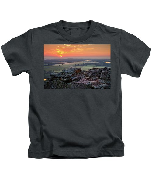 Petit Jean Sunrise Kids T-Shirt
