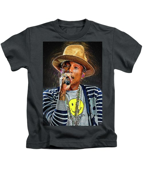 Pharrell Williams Kids T-Shirt