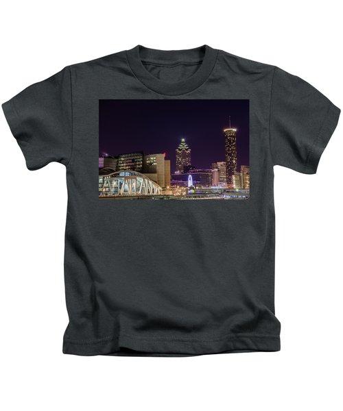 Phillips Arena 2 Kids T-Shirt