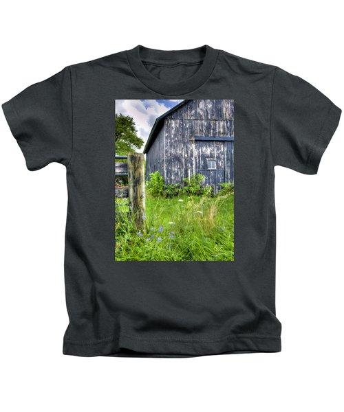 Phillip's Barn #3 Kids T-Shirt