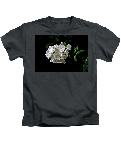 Phlox Flowers Kids T-Shirt
