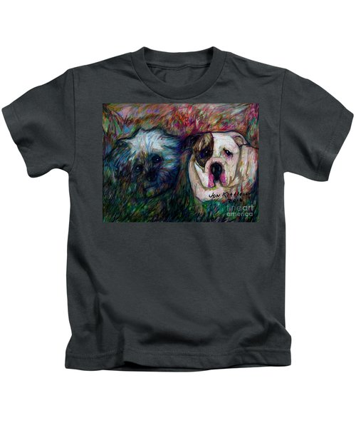 Phoebe And Ace Kids T-Shirt