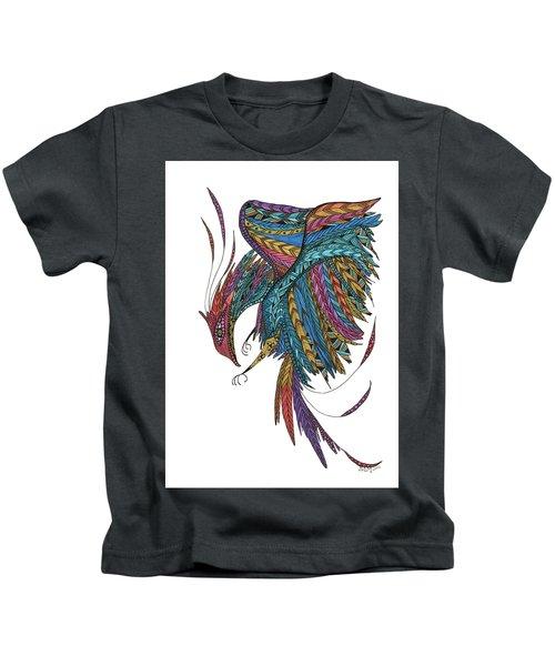 Phoenix Landing Kids T-Shirt