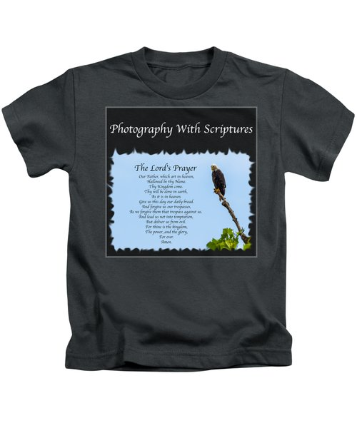 Photography With Scriptures Kids T-Shirt