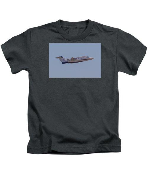 Piaggio P-180 Kids T-Shirt