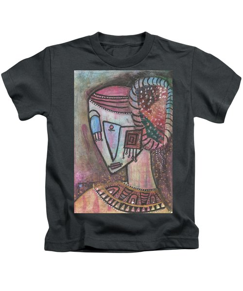 Picasso Inspired Kids T-Shirt