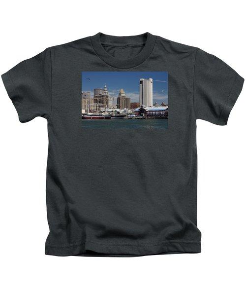 Pier 17 Nyc Kids T-Shirt