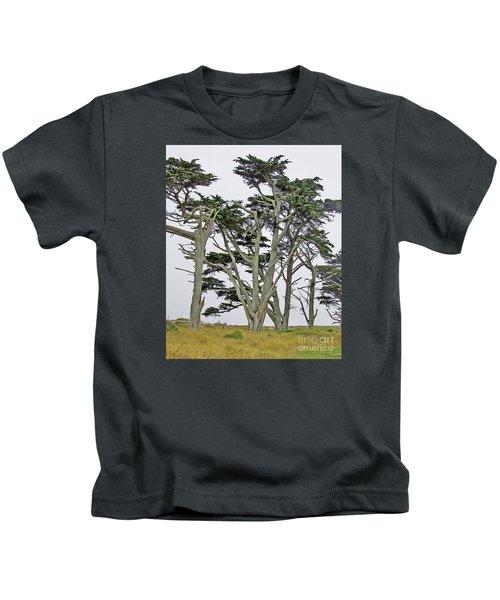 Pierce Pt. Study Kids T-Shirt