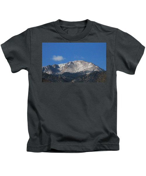 Pikes Peak Kids T-Shirt
